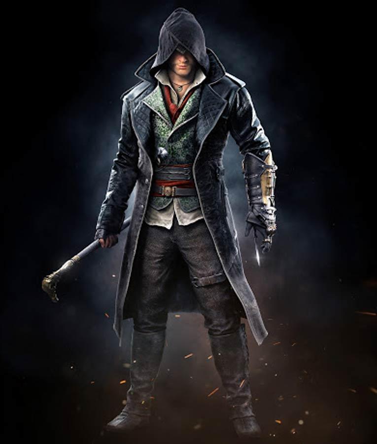 Assassins Creed Syndicate Jacket Jacob Frye Coat