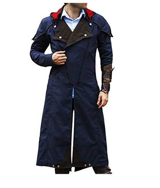 Assassins Creed Unity Trench Coat