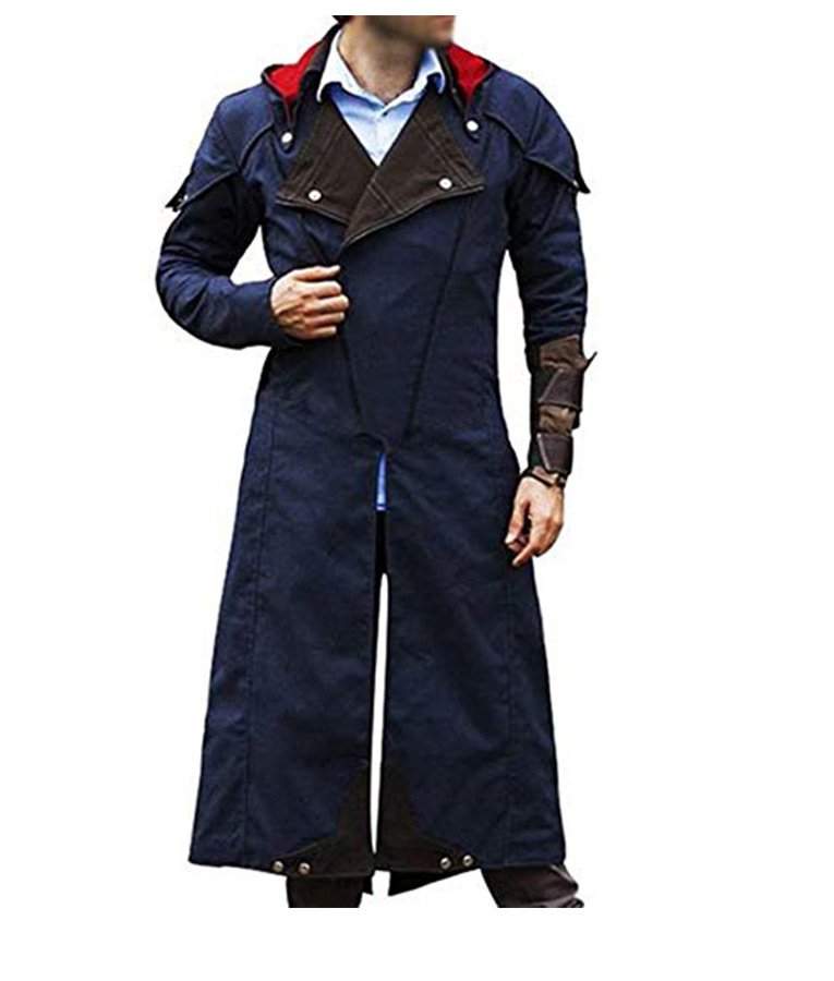 d567f3acf Arno Assassins Creed Unity Jacket