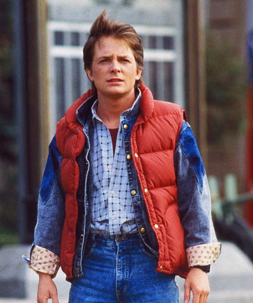 Image result for marty mcfly