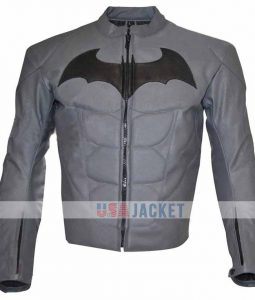 Arkham knight Grey Jacket