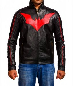 Terry Mcginnis Batman Jacket