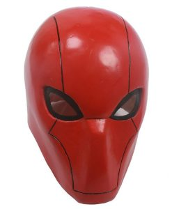 Batman Red Hood Arkham Night Mask