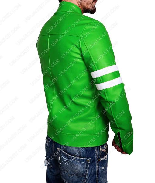 Ben 10 Ryan Kelly Leather Jacket