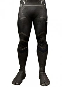 Black Panther Costume Pants