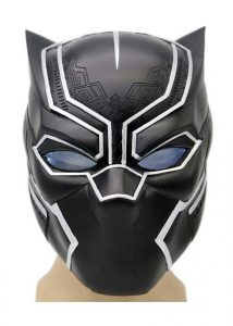 Black Panther Civil War Mask