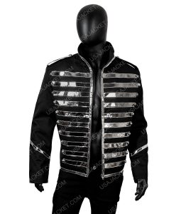 Black Parade Cotton Jacket