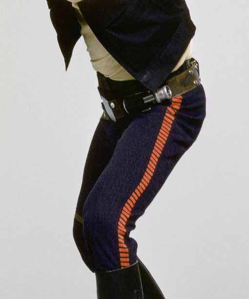 star wars a new hope blood stripe han solo pant