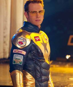 Booster Gold Smallville Jacket