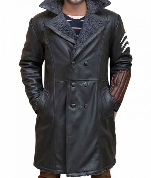 Captain Boomerang Coat