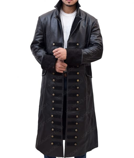 Captain Hook Once Upon A Time Colin O'Donoghue Coat