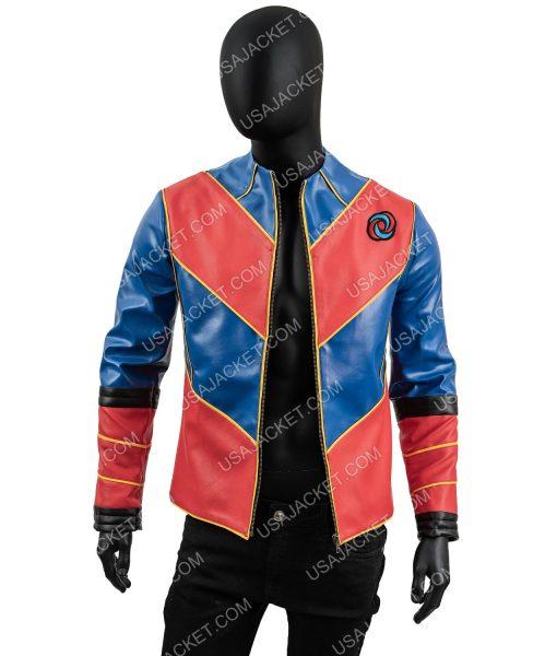Captain Man Leather Jacket