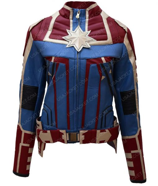 Captain Marvel Classic Costume Jacket