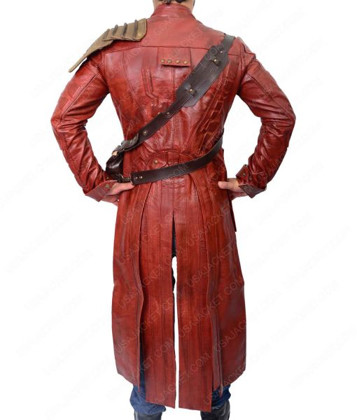 The Ravager Star Lord Guardians Of The Galaxy Coat