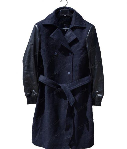 Clara Oswald Double Breasted Coat