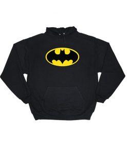 Classic Logo Batman hoodie