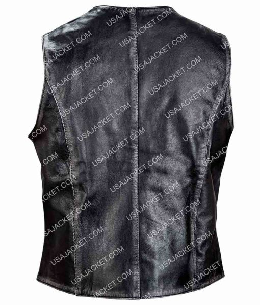 Hell On Wheels Black Vest
