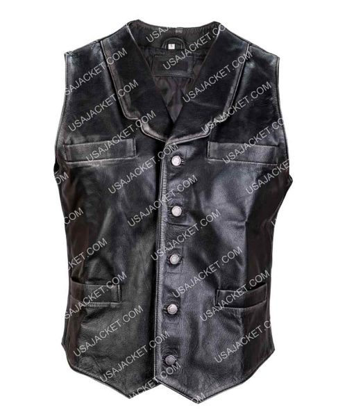 Cullen Bohannon Black Vest