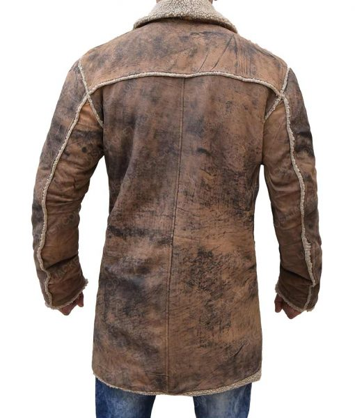 Hell On Wheels Distress Coat