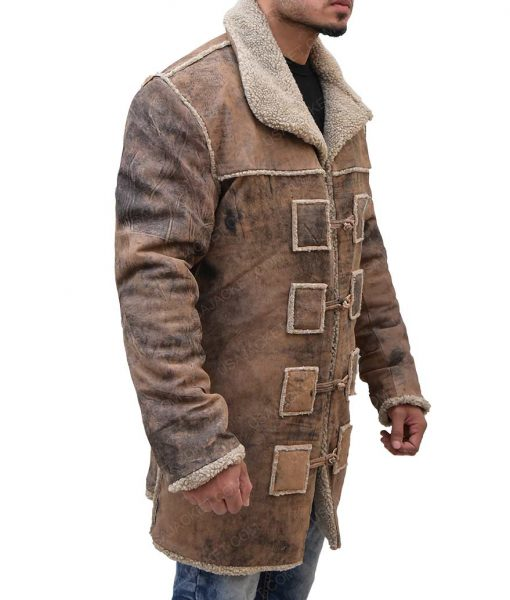 Cullen Bohannon Hell On Wheels Distress Coat