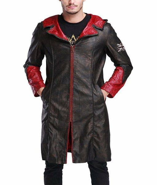 Devil May Cry Dante Coat