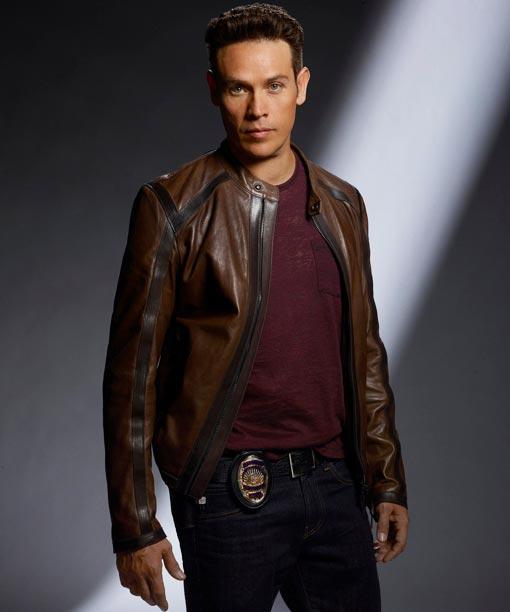 Lucifer Saison 4: Kevin Alejandro Lucifer Dan Ezpinoza Jacket