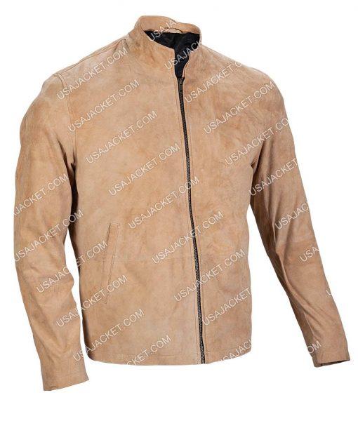 Spectre James Bond Morocco Brown Jacket
