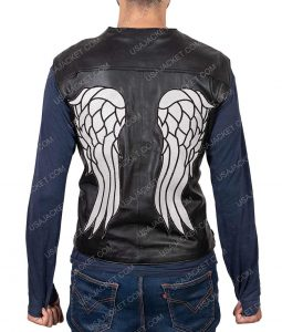 Daryl Dixon Angel Wing Vest