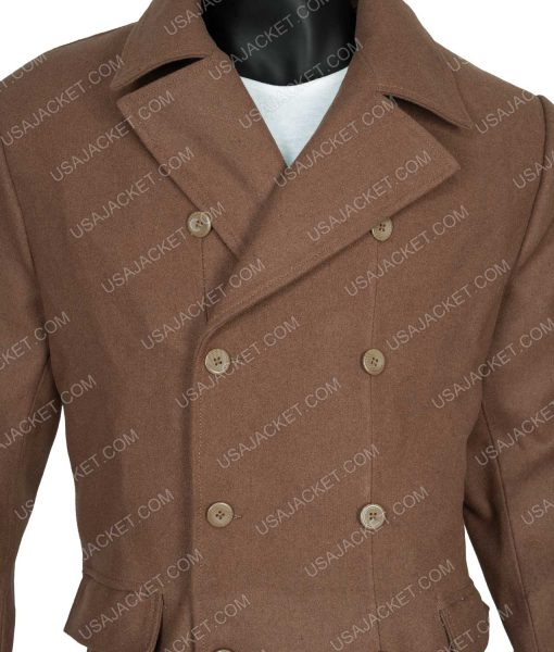 10th Doctor Who Long Trench Coat