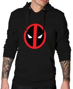Deadpool Black Hoodie