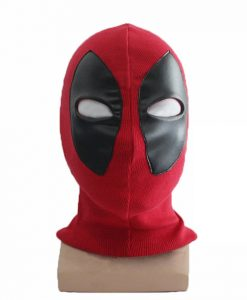 Deadpool Red Mask