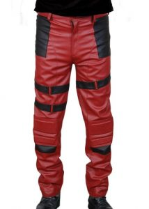 Deadpool Costume Pants