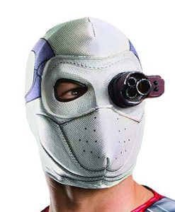 Deadshot White Mask