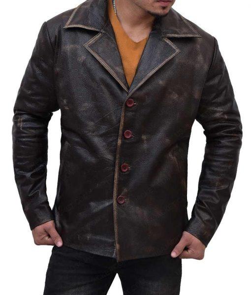 Supernatural Leather Coat