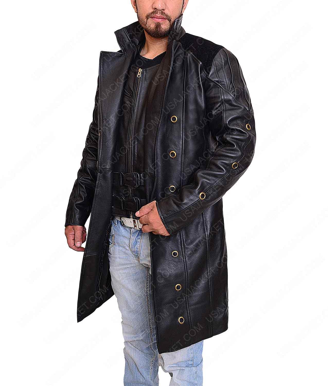 4d11821da4d80 Adam Jenson Human Revolution Trench Coat. Deus Ex Human Revolution Mankind  Divided Jacket