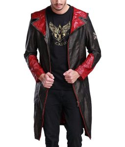 Dante Leather Jacket