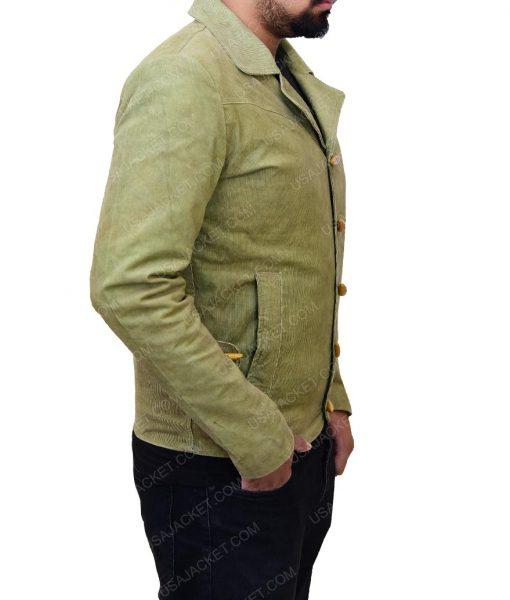 Django Unchained Jaime Foxx Green Jac