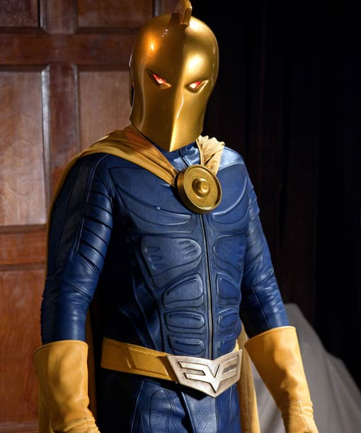 Brent Stait Smallville Dr. Fate Jacket