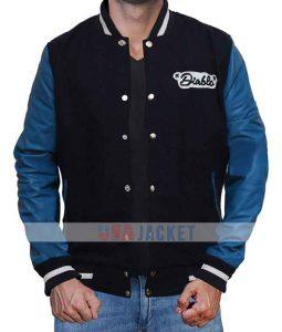 El Diablo Suicide Squad Varsity Jacket