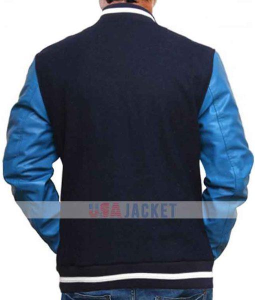 Squad Suicide El Diablo Blue Jacket