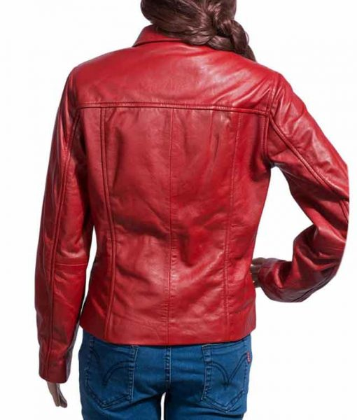 Once Upon A Time Red Emma Swan Jacket
