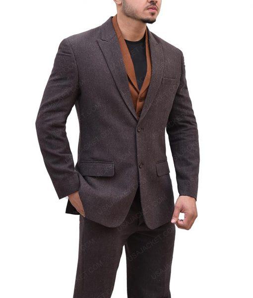 Eddie Redmayne Costume Newt Suit