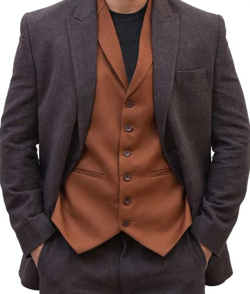 Fantastic Beasts And Where To Find Them Costume Newt Suit