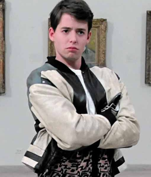 Ferris Bueller Day Off Leather Jacket