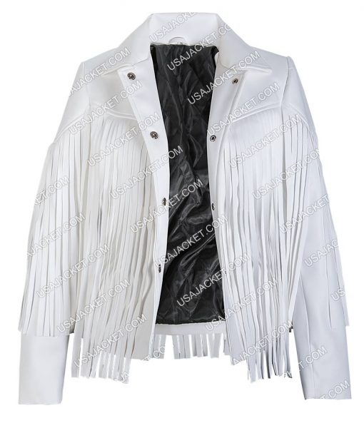 Ferris Bueller's Day Off Fringe Jacket