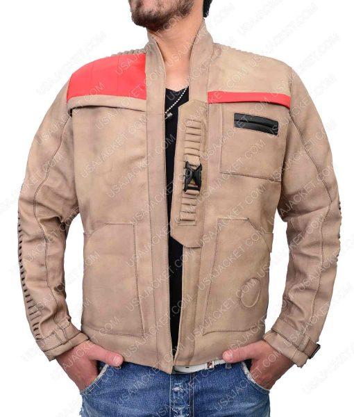 Finn Star Wars The Force Awakens Jacket