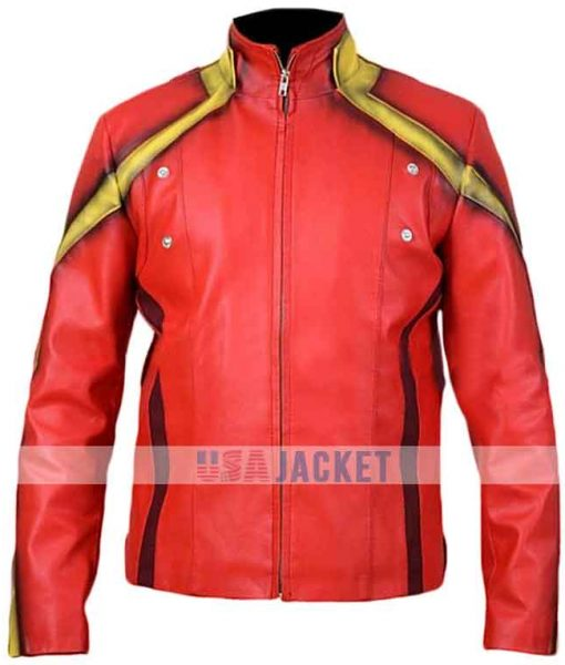 Firestrom Red Firestrom Legends Of Tomorrow Jacket