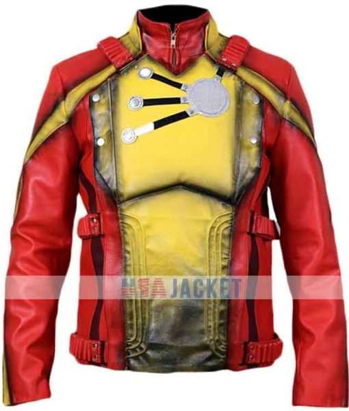 Firestrom Legends Of Tomorrow Jacket