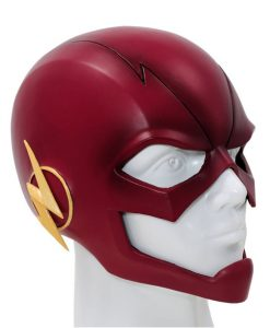 Flash Red Mask