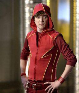 Smallville Flash Hoodie